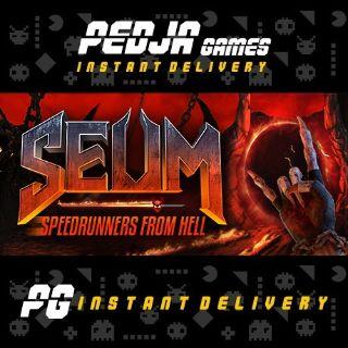 🎮 SEUM: Speedrunners from Hell