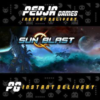 🎮 Sun Blast: Star Fighter