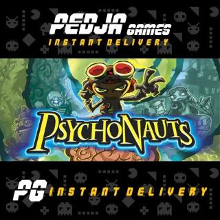 🎮 Psychonauts