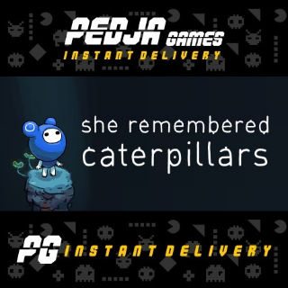 🎮 She Remembered Caterpillars