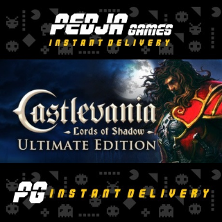 🎮 Castlevania: Lords of Shadow – Ultimate Edition (ROW)