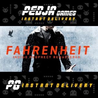 🎮 Fahrenheit: Indigo Prophecy Remastered