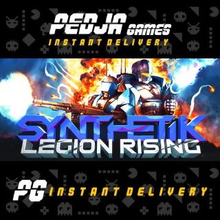 🎮 SYNTHETIK: Legion Rising