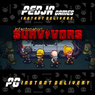 🎮 Infectonator: Survivors ⓟ-ⓖ