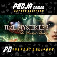 🎮 Time Mysteries 2: The Ancient Spectres