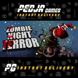 🎮 Zombie Night Terror