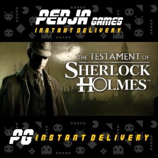 🎮 The Testament of Sherlock Holmes