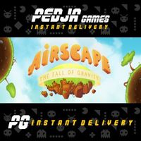 🎮 Airscape - The Fall of Gravity