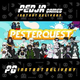 🎮 Pesterquest