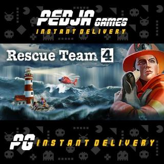 🎮 Rescue Team 4