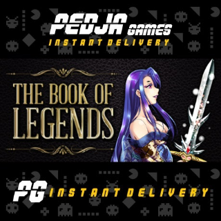 🎮 The Book of Legends