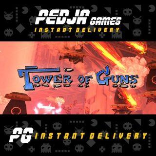 🎮 Tower of Guns