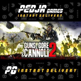 🎮 Guns, Gore and Cannoli 2