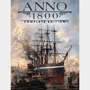 ✅🌍Anno 1800 Complete Edition GLOBAL read the description