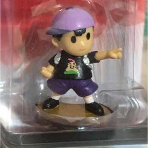 Custom Ness Amiibo