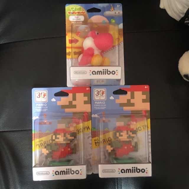 Amiibo lot