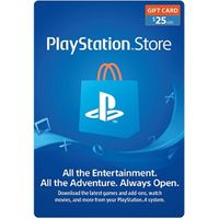 $25.00 PlayStation Store [ 𝑰𝑵𝑺𝑻𝑨𝑵𝑻 𝑫𝑬𝑳𝑰𝑽𝑬𝑹𝒀 ]
