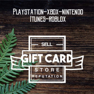 Sell Gift Card