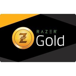 $25.00 Razer Gold [ 𝑰𝑵𝑺𝑻𝑨𝑵𝑻 𝑫𝑬𝑳𝑰𝑽𝑬𝑹𝒀  ]