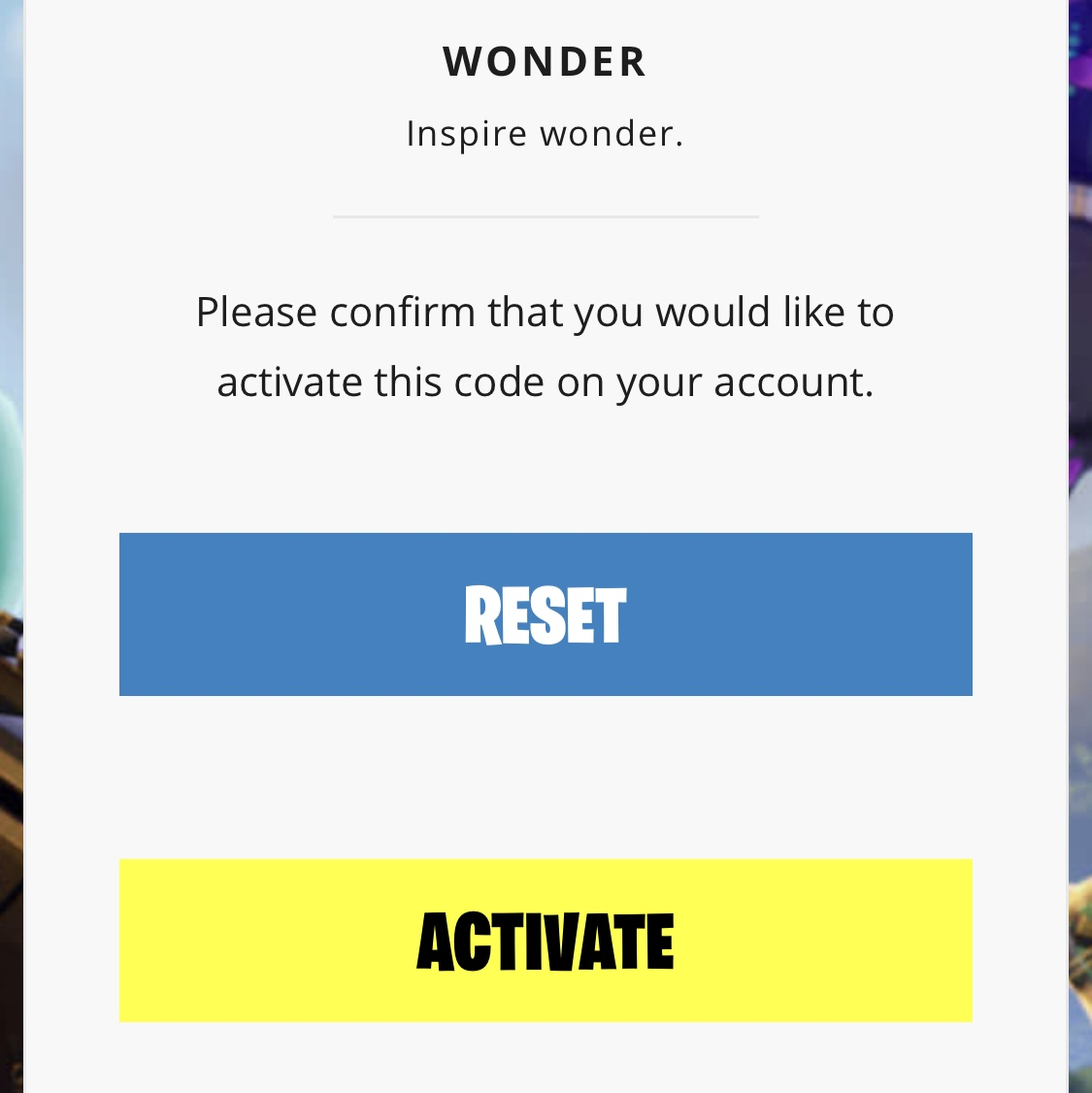 Wonder fortnite skin - Other Games - Gameflip