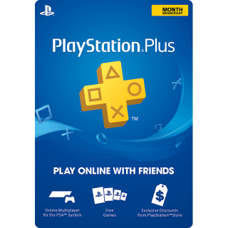 PlayStation Plus 12 Month USA