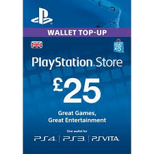3x £25 00 PlayStation Store - PlayStation Store Gift Cards - Gameflip