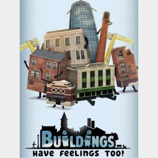 Buildings Have Feelings Too! KEY (NA)