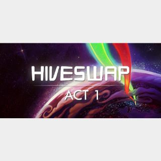 HIVESWAP: Act 1 [Steam/Instant]