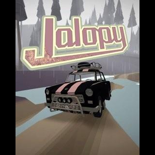 Jalopy Steam Key(Instant)