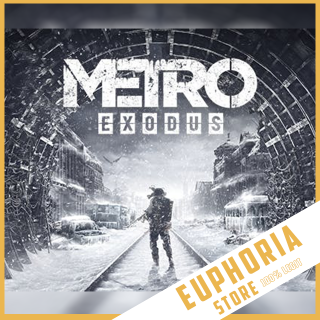 METRO EXODUS EPIC GAMES CD KEY [PC]