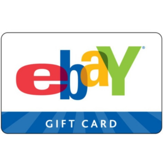 $25.00 ebay 25 ebay only US accounts,original code  ¡All codes are verified before! Gift Card ebay