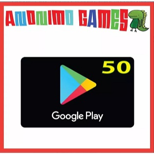 "$50.00 Google Play USA Accounts Only! 50 Google Original code ""Codes are verifed before"""