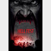 Hell Fest *4K/UHD* Vudu or FandangoNow