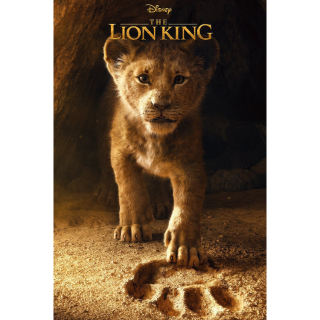 The Lion King (2019) *New Release* HD Google Play Redeem *Instant Delivery*