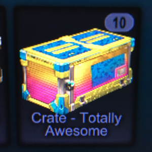 Totally Awesome Crate | 10x