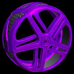 MetalStar   Purple