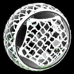 Camo: Inverted   Titanium White