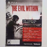 The Evil Within Preorder Bonus