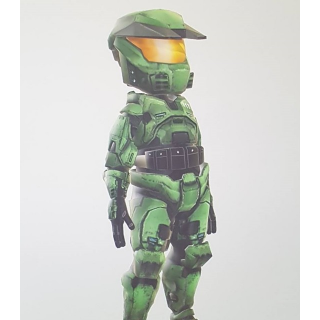 10th Anniversary Master Chief Avatar Armor