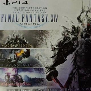 Final Fantasy XIV Online Complete Edition DLC