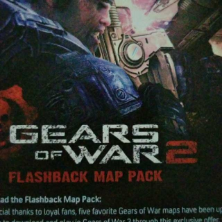 Gears Of War 2 Flashback Map Pack