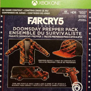 Far Cry 5 Preorder Bonus