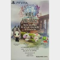 World Of Final Fantasy Day One Edition DLC