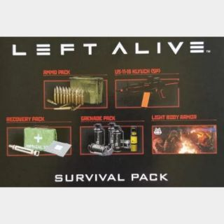 Left Alive: Day One Edition Content