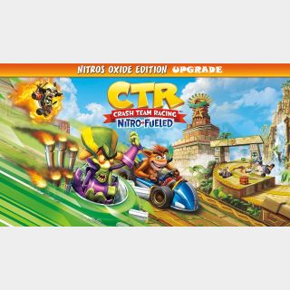 Crash Team Racing Nitrous Oxide Edition Upgrade
