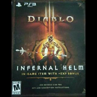 Diablo 3 - Infernal Helm DLC