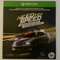 Need For Speed Deluxe Edition Upgrade