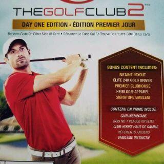 The Golf Club 2 The Aristocrat Pack DLC