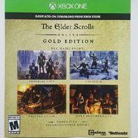 The Elder Scrolls Online Gold Edition Upgrade