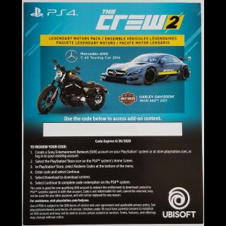 The Crew 2 Preorder Bonus